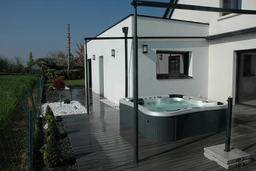 Aménagement d''une terrasse - Côtes-d''Armor (22)