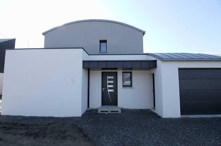 Menuiseries construction maison contemporaine - Pordic (22) dsc1769