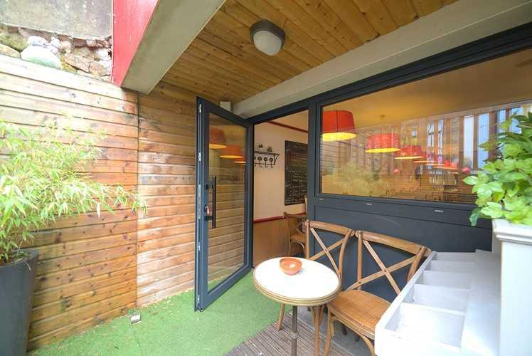 Rénovation vitrine / porte d''entrée / baie et verrière alu dsc0604